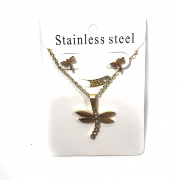 Dragonfly - Steel set