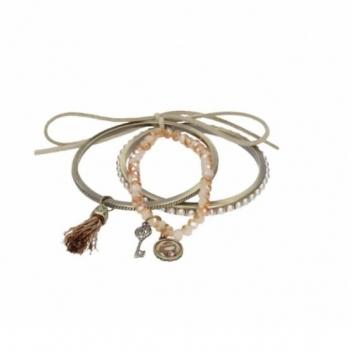 Bracelet of 3 bangles...