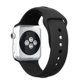 Black 38mm iwatch strap