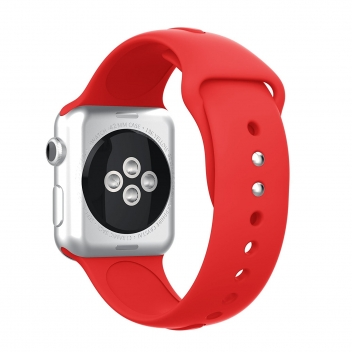 IWATCH STRAP 38MM RED